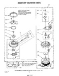 Diagram for 07 - 303504 Pump And Motor