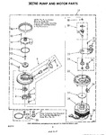 Diagram for 06 - 302740 Pump And Motor