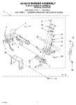 Diagram for 04 - 8318276 Burner