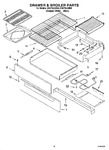 Diagram for 06 - Drawer & Broiler Parts, Optional Parts