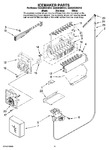 Diagram for 12 - Icemaker Parts, Optional Parts (not Included)