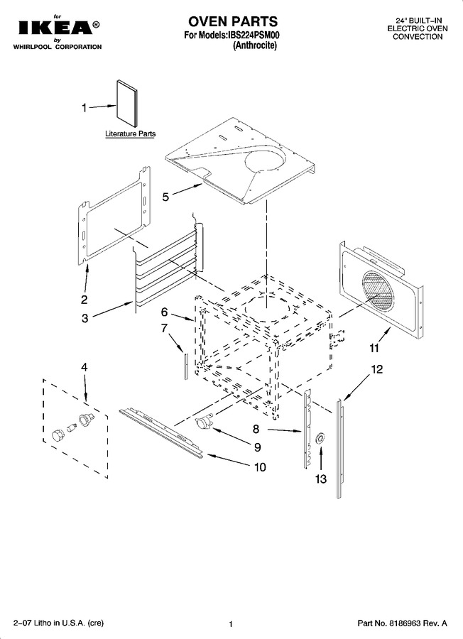Diagram for IBS224PSM00