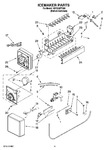 Diagram for 11 - Icemaker Parts