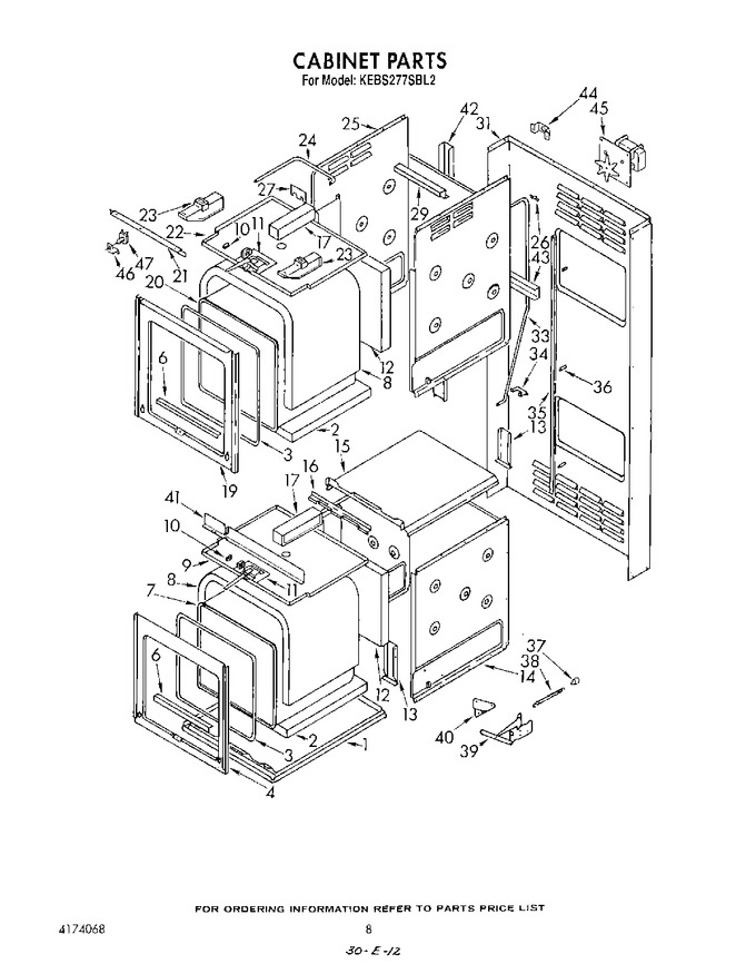 Diagram for KEBS277SWH2