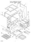 Diagram for 05 - Oven Chassis