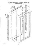 Diagram for 02 - Cabinet Trims And Breaker Trim