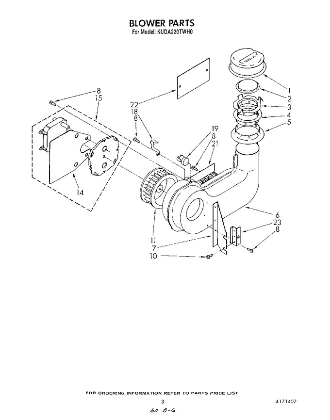 Diagram for KUDA220TWH0
