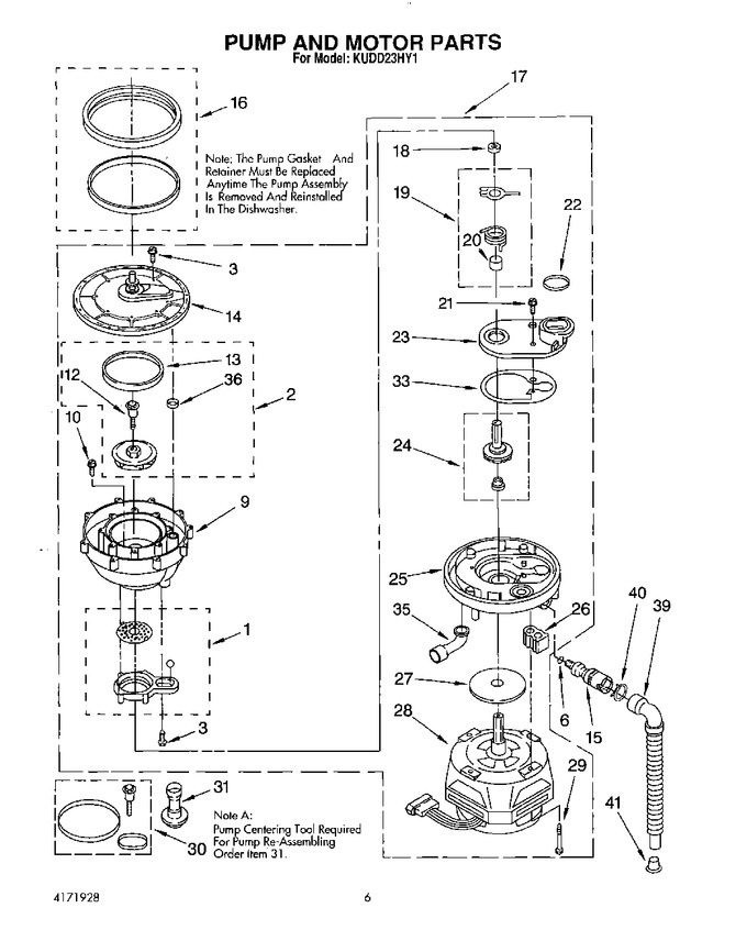 Diagram for KUDD23HY1
