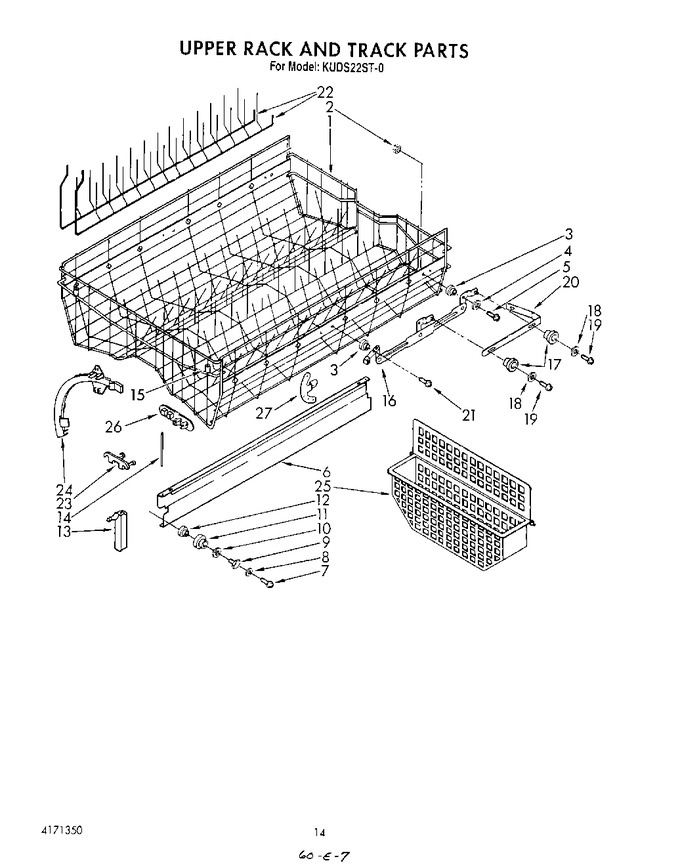 Diagram for KUDS220ST0