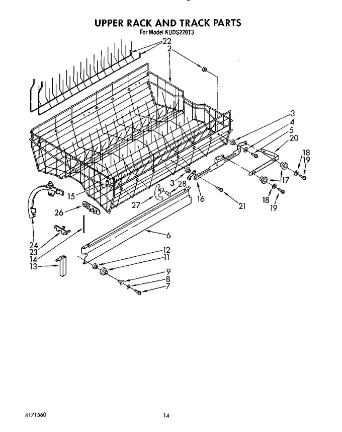 Diagram for KUDS220T3