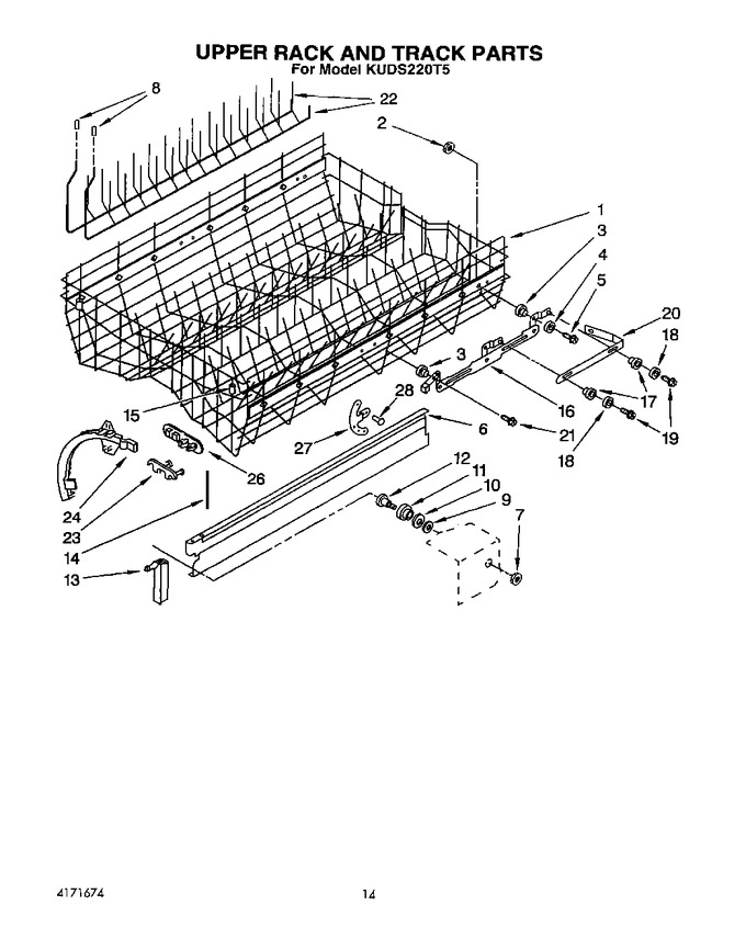 Diagram for KUDS220T5