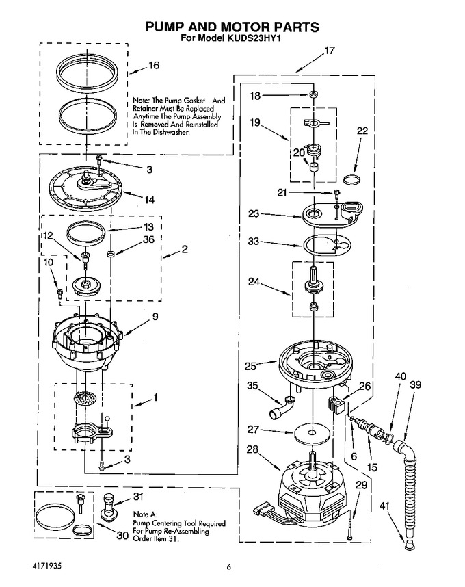 Diagram for KUDS23HY1