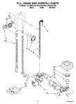 Diagram for 06 - Fill, Drain And Overfill Parts