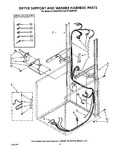 Diagram for 06 - Dryer Support And Washer Harness