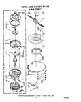Diagram for 05 - Paump And Motor