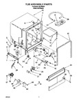 Diagram for 03 - Tub Assembly, Lit/optional