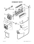 Diagram for 06 - Icemaker Parts