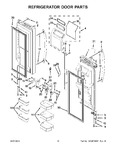 Diagram for 06 - Refrigerator Door Parts