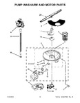 Diagram for 07 - Pump Washarm And Motor Parts