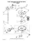 Diagram for 06 - Pump, Washarm And Motor Parts