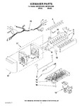 Diagram for 05 - Icemaker Parts