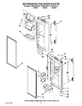 Diagram for 07 - Refrigerator Door Parts