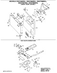 Diagram for 4 - Cabinet Front Assembly