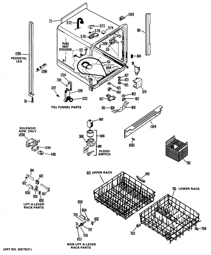 Diagram for HDA795-05
