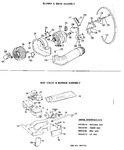 Diagram for 4 - Blower & Drive Assembly