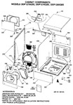 Diagram for 3 - Cabinet Components