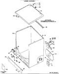 Diagram for 2 - Cabinet Assembly