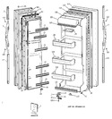 Diagram for 1 - Doors