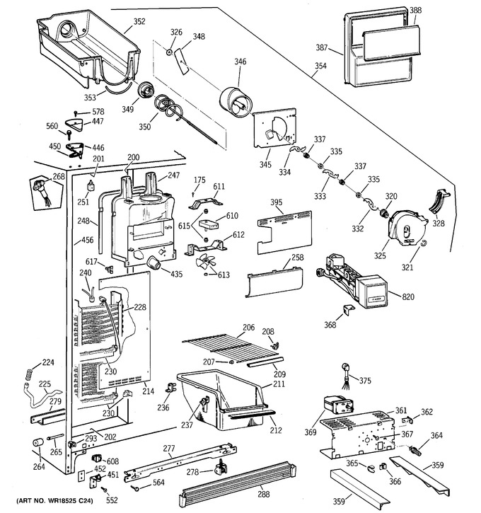 Diagram for MRSC20KWBKAD