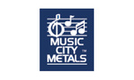 Music City Metals Logo