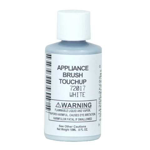 72017 72017 Whirlpool Kenmore Roper Appliance Exterior Touch-Up Paint (white)