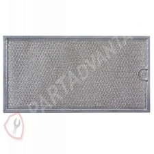 """W10113040A Whirlpool Kenmore Roper Microwave Grease Filter (6-5/8"""" x 12-1/4"""" x 3/32"""")"""