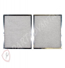 WB02X10709 GE Rangehood Aluminium Grease Filter