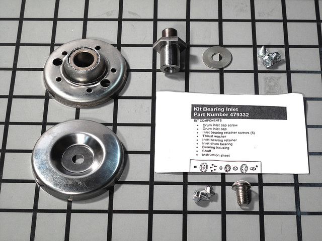 479332 479332 Fisher & Paykel DRUM BEARING KIT