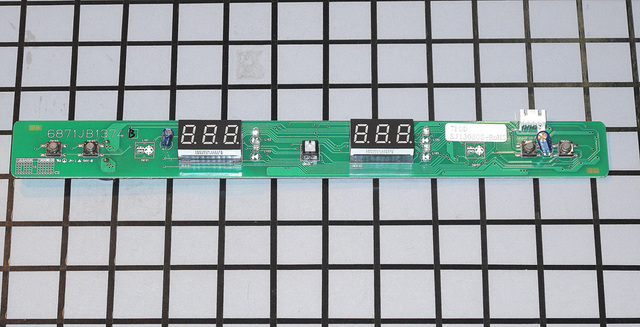 6871JB1374B 6871JB1374B LG Refrigerator PCB Display Control Board Assembly