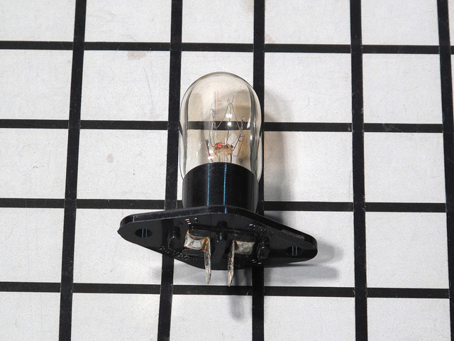 6912W3B002L 6912W3B002L LG Microwave Oven Baseless Incandescent Lamp Light Bulb Assembly