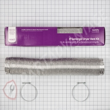 5305512431 Frigidaire Dryer Venting Kit