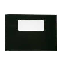 WB56T10035 GE Range / Oven / Stove Black Outer Glass Door