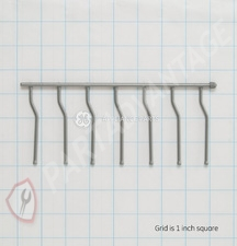 WD28X10116 Comb Lower Rack Asm