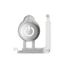 WH01X10239 General Electric - Power Button