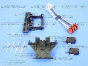 4387485 Whirlpool Dishwasher Door Latch and Switch Replacement Kit