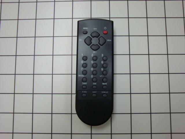 "TV-5620-16 TV-5620-16 Haier REMOTE -  W/ ""-/--"", ""EXIT"""