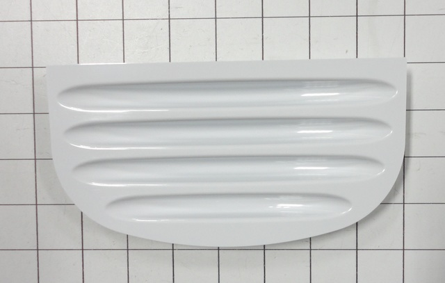 WR17X10712 WR17X10712 General Electric - Grill Recess White