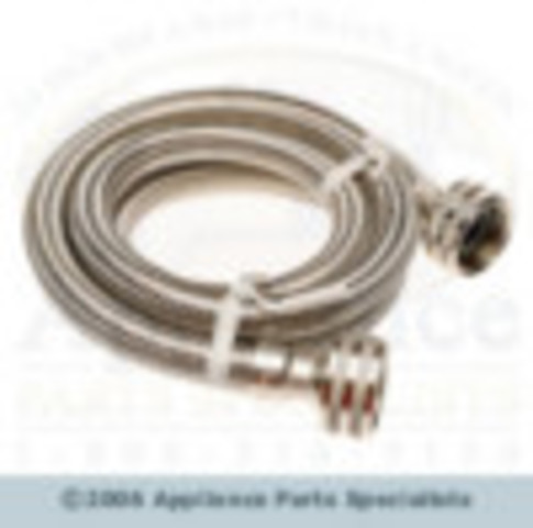 WM-50-185 WM-50-185 USD Products WASHER HOSE SS STRAIGHT 5 FT