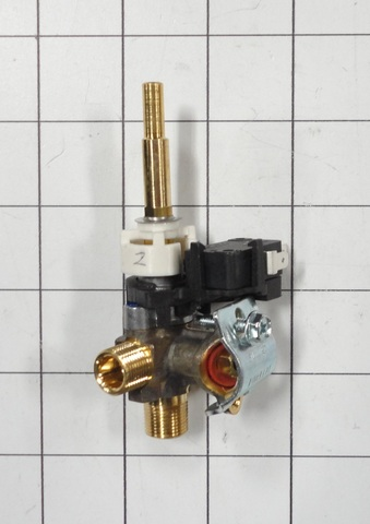 103689-02 103689-02 Dacor Valve, Dual, Brass, LP