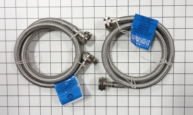 WM-50-184-2 WM-50-184-2 USD Products WASHER HOSE SS STRAIGHT 4 FT